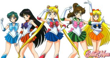 Which Sailor Moon character are you?