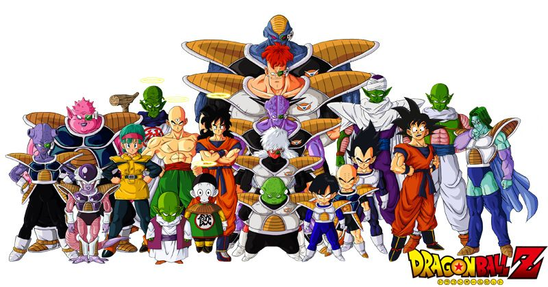 Which character of Dragon ball Z are you?