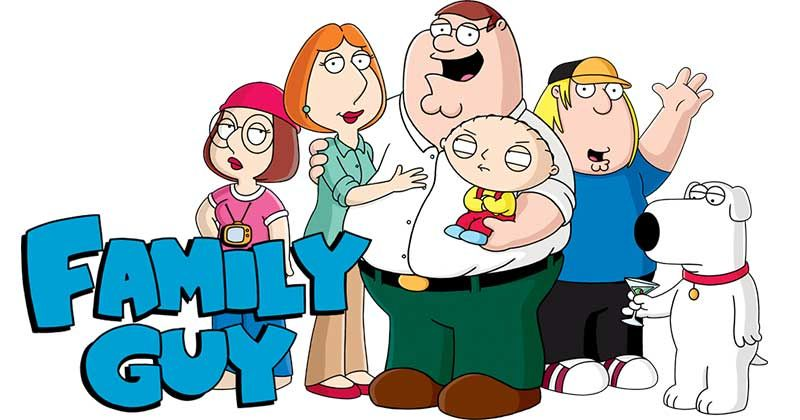Which character from Family Guy are you?