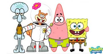 Which Sponge Bob character are you?