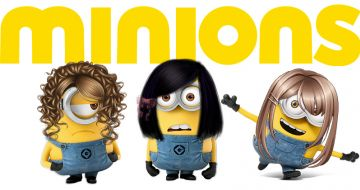 Which Minions girl are you?