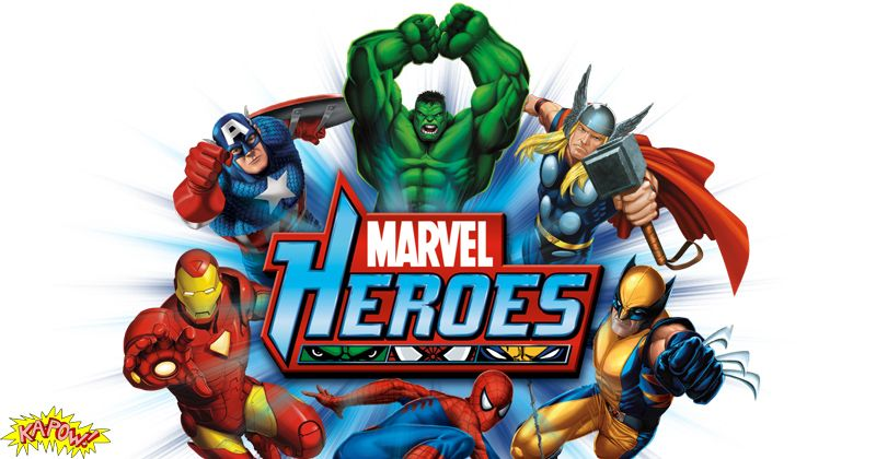Which Marvel super hero are you?